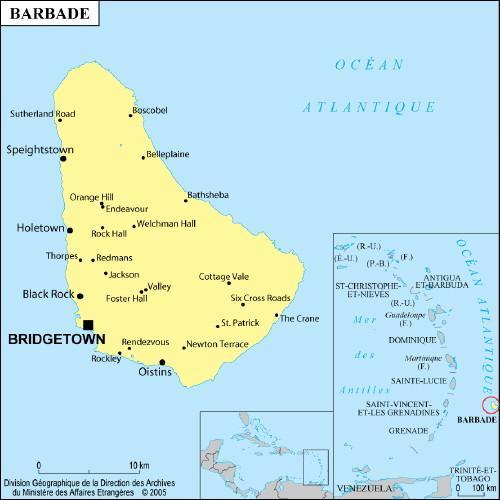 839,Barbade-(la)